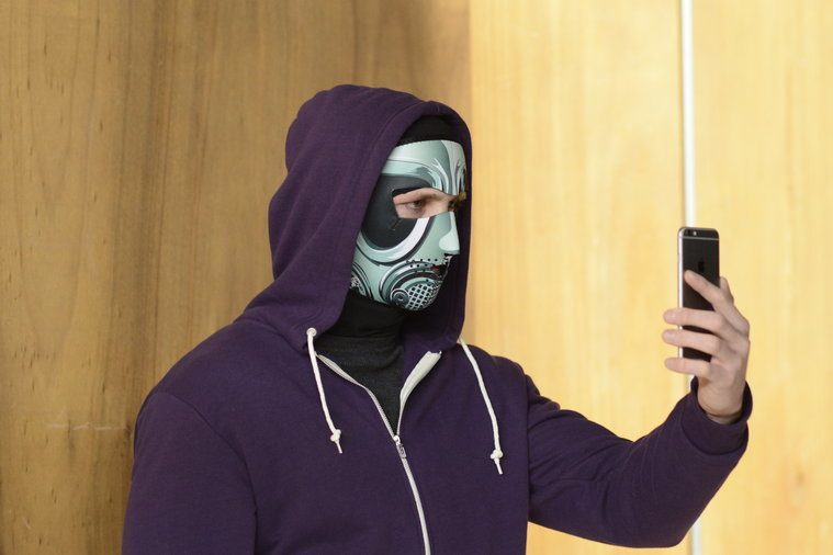masked gamer boy on law and order svu 2015 images