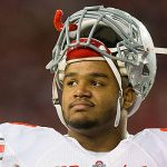 michael bennett ohio state draft pick for detroit lions 2015 images