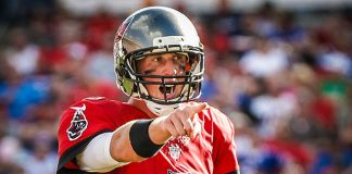 mike glennon not so hot for tampa bay buccaneers nfl 2015