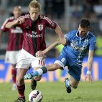 milan draws with hot soccer empoli serie a 2015 images