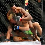 neil magny gets kiichi kunimoto head bulge going ufc fight night 60 2015