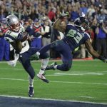 new englad patriots touchdown trip up on seattle super bowl xlix 2015