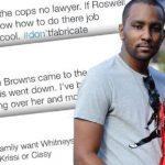 Nick Gordon Claims Bobbi Kristina Brown's Family Gave Death Threats