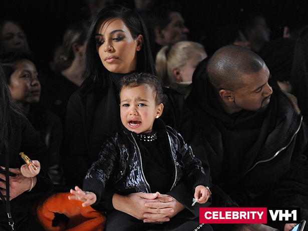 north west makes fashion week new york ban babies 2015 images