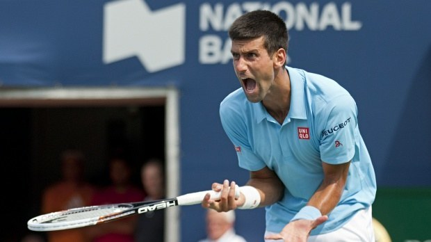 novak djokovic loses to ivo karlovic in doha 2014 images