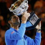 novak djokovic wins australian open 2015 while andy murray collapsed images