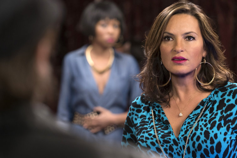 LAW & ORDER SVU Olivia Is One Undercover Mother Recap