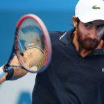 pablo cuevas hitting luca vanni balls back for brasil open 2015