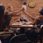 peter gunz baby time on love hip hop new york 2015