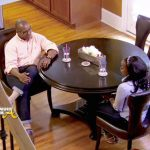 phaedra parks meets with dr gregory for apollo rhoa season 7 2015