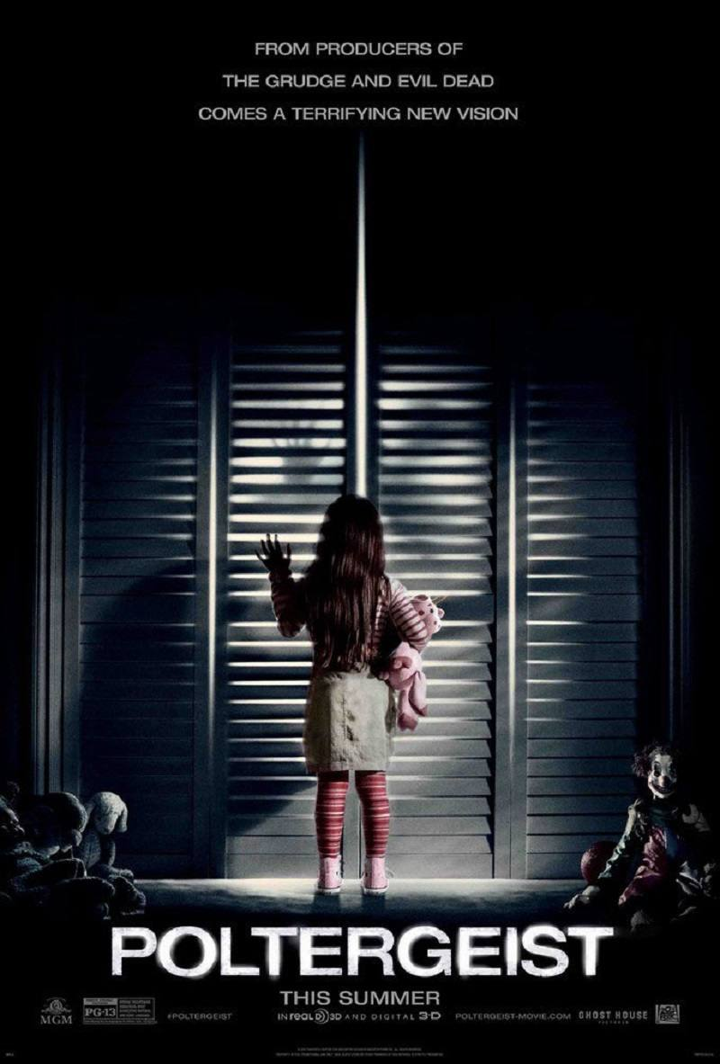 poltergeist remake poster 2015 images