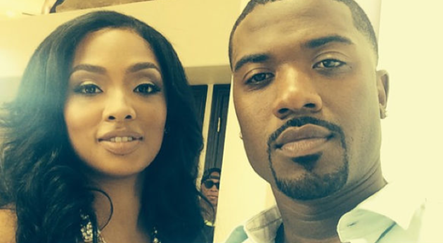 ray j beaten up by princess love and bails her out 2015 images