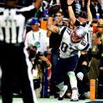 rob gronkowski patriots touchdown for super bowl 2015