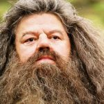 robbie coltrane harry potter rushed to hospital