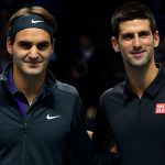 roger federer bulge with novak djokovic bare dubai tennis back tour 2015