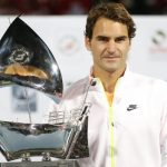 Roger Federer Defeats Novak Djokovic For 2015 ATP Dubai Tennis Title