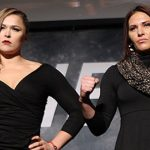 ronda rousey ufc 184 takes on cat zingano images 2015