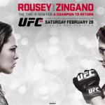 Ronda Rousey Versus Cat Zingano UFC 184 Preview