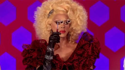 rupaul answers mary cheney drag vs blackface racism homophobia 2015