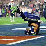 seahawks doug baldwin touchdown tumble for super bowl xlix