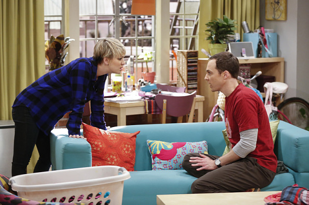 sheldon tells penny amy using it for monkey test big bang theory 2015