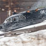 spectre daniel craig james bond filming crash injury 2015 images