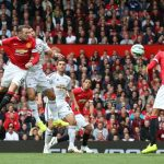swansea city beats manchester united premier league soccer 2015