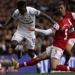 tottenham vs arsenal spurs premier league 2015 images