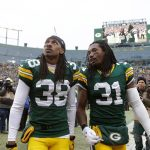 tramon williams and davon house out of green bay packers 2015 images