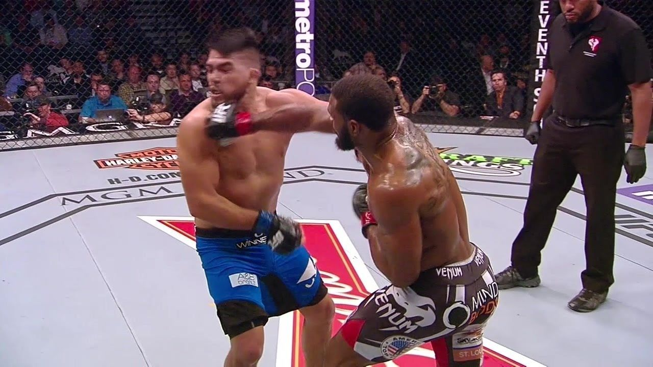 UFC 183 Anderson Silva Takes Out Nick Diaz Return Of the Spider