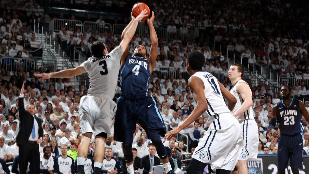 villanova vs butler college basketball 2015 images