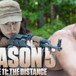 THE WALKING DEAD Season 5 Ep 11 Recap: Aaron's Community