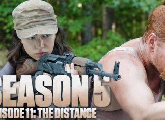 walking dead season 5 ep 11 distance recap images 2015