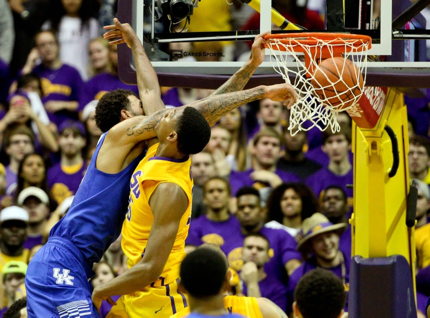 wildcats beats lsu basketball college 2015 images