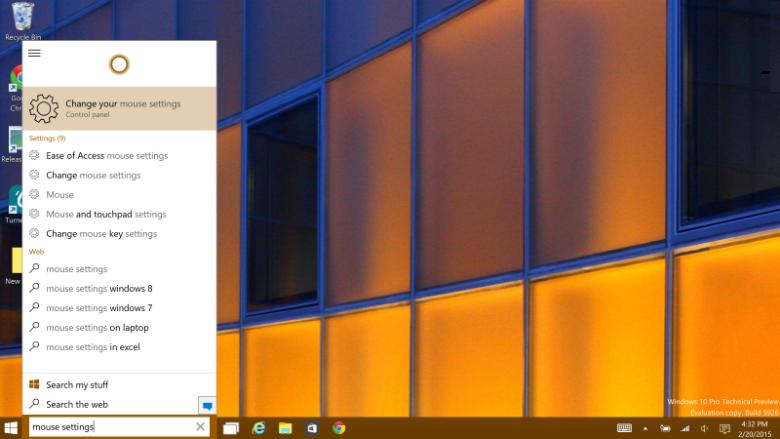 windows 10 mouse controller