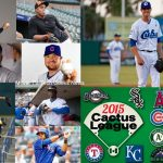 2015 cactus league spring training baseball images