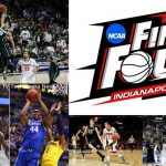 2015 march madness final four set images