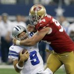 49ers beat down dallas cowboys 2015 nfl