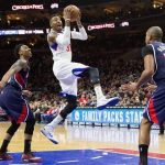 Nerlens Noel Pushes Philadelphia 76ers past Atlanta Hawks 92-84