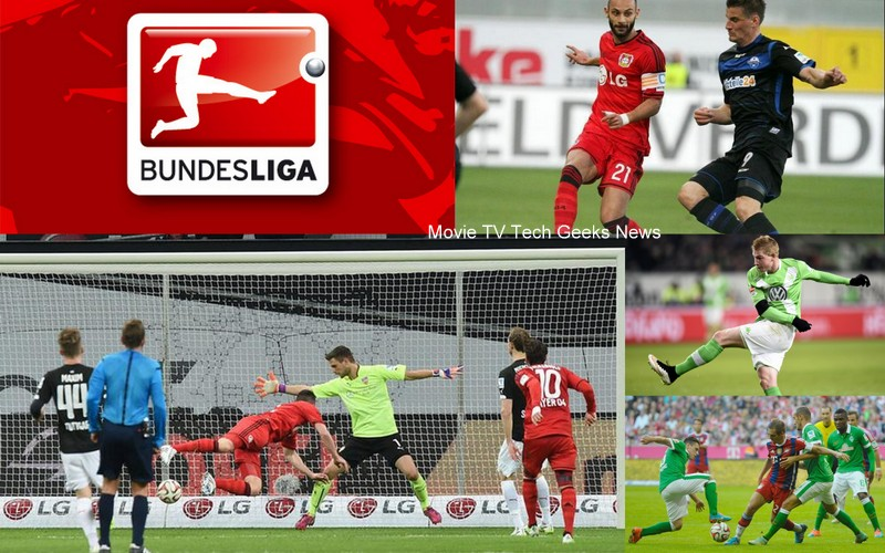 Bundesliga Game Week 25 Review Images 2015