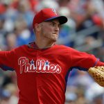 David Buchanon killing it for phillies mlb 2015