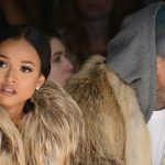 Karrueche Tran dumps chris brown after baby 2015 gossip