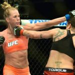 Raquel Pennington versus Holly Holm ufc mma 184 2015