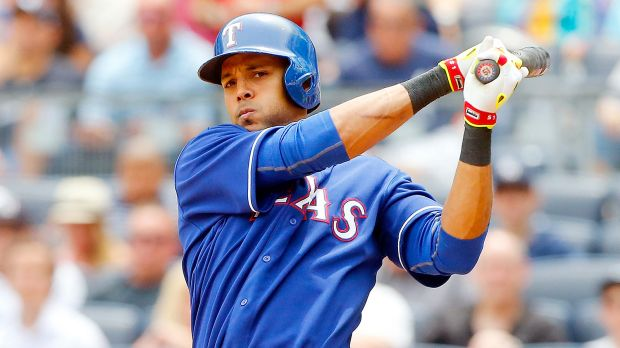 alex rios hot for kansas city royals cactus league 2015