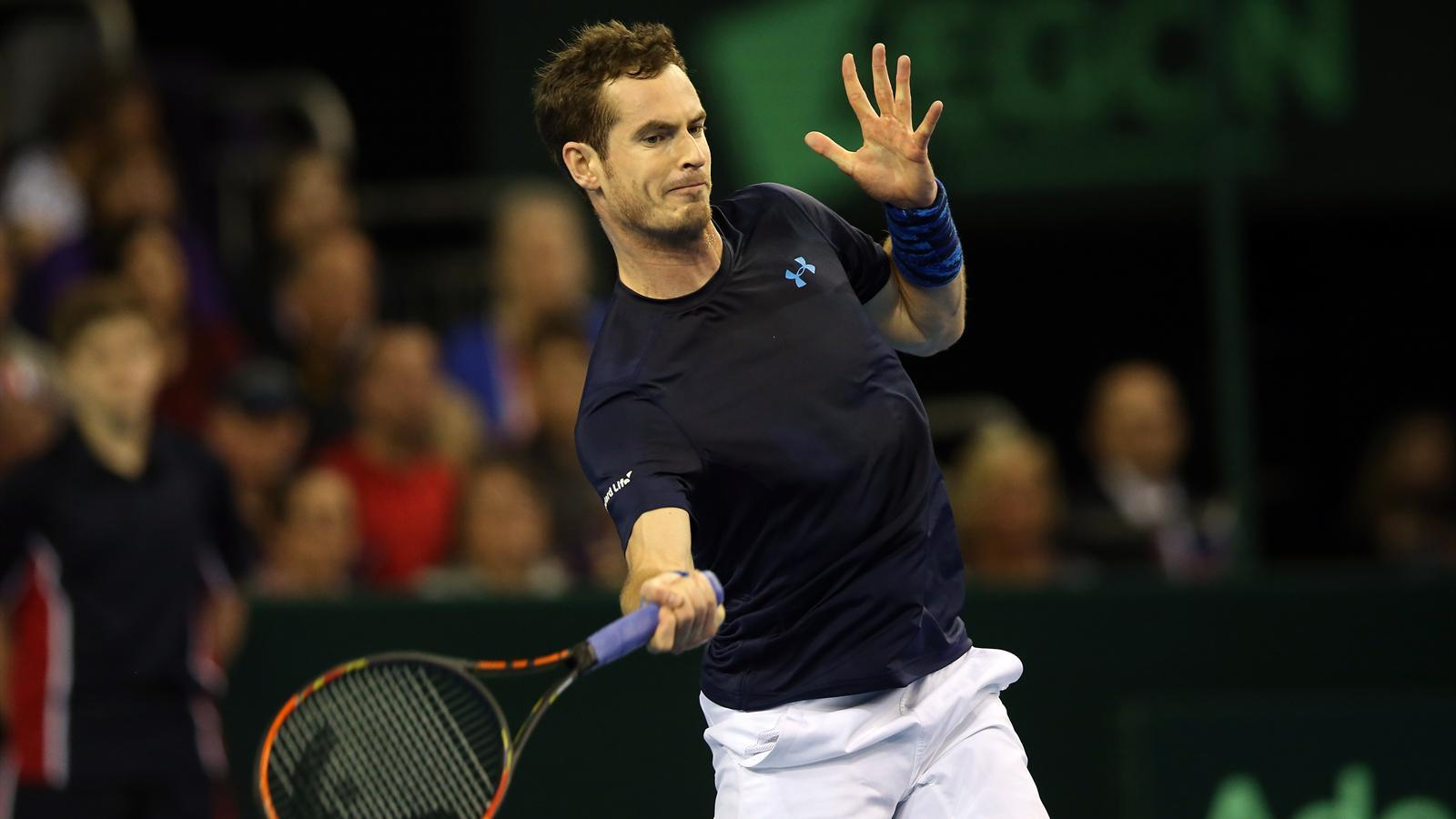 andy murray wins davis cup singles 2015