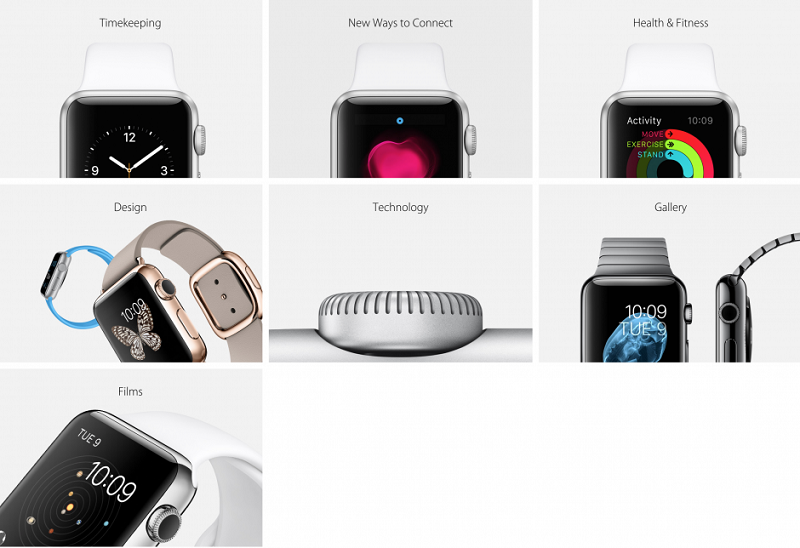apple watch processes from tim cook 2015