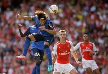 arsenal loses to monaco soccer champions league 2015