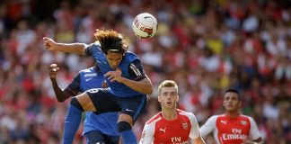 arsenal loses to monaco soccer champions league 2015