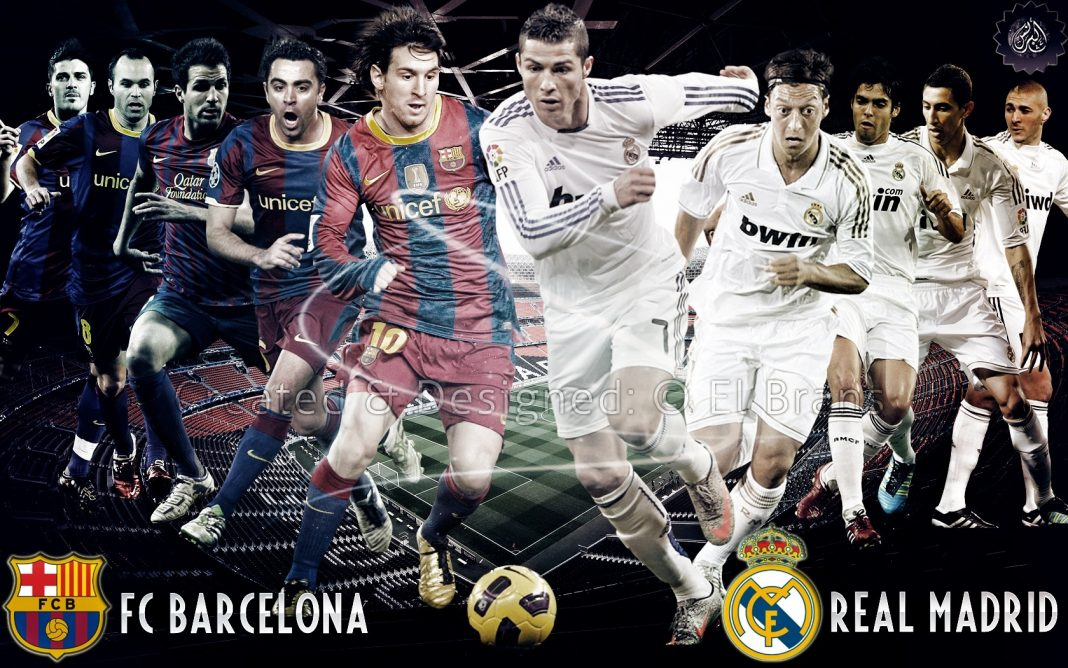 barcelona vs real madrid soccer 2015