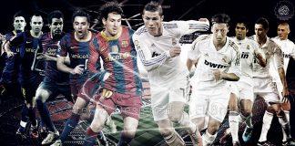 barcelona vs real madrid soccer 2015